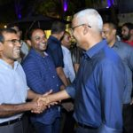 President Solih backs Afeef for speaker