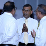 Nasheed chosen as consensus candidate for speaker