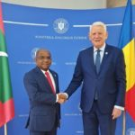 Foreign minister concludes visit to Romania
