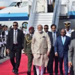 Maldives welcomes Indian Prime Minister Modi