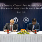 Maldives and India sign US$400m currency swap deal