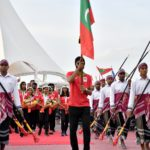 Maldives welcomes back medalists from Indian Ocean Island Games