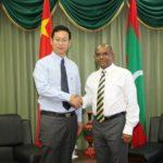 Foreign minister extols China-Maldives partnership