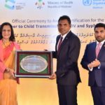 Maldives eliminates mother-to-child transmission of HIV