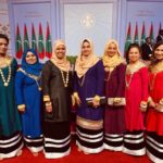 Viral hashtag inspires love of traditional Maldivian dress