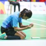 Maldives badminton star clinches gold in IOIG women's singles