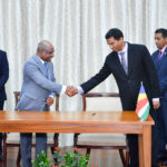 Maldives seeks closer ties with Seychelles