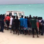 Five dead in tragic accident at sea