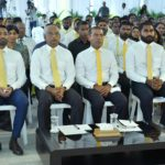Rift emerges between Maldives president and speaker