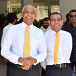 Nasheed apologises for 'no jobs for pepper spray' comments