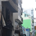 Families displaced by Malé warehouse fire start to return