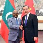 'Political trust' restored between China and Maldives
