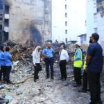Mayor calls for independent inquiry of Malé warehouse fire