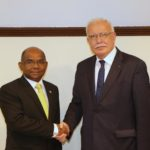 Maldives condemns Israeli prime minister's threat to annex Palestinian territory