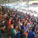 Weekend roundup: Undocumented migrant workers fill up stadium