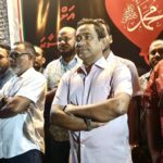 Maldives ex-president convicted of money laundering, sentenced to five years in prison