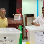 Nasheed and Shifaz reelected in MDP leadership polls