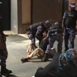 Opposition launches protests over ex-president's jailing
