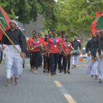 Grand welcome for South Asian Games medal winners